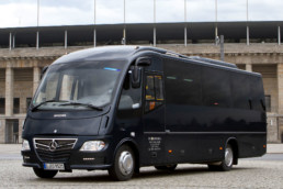 Mercedes Sitcar Ambassador Front - Bero Berlin