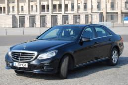 Mercedes E-Klasse Front - Bero Berlin