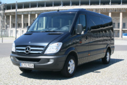 Mercedes Sprinter Front - Bero Berlin
