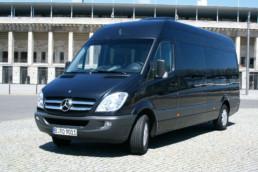 Mercedes VIP-Sprinter Front - Bero Berlin