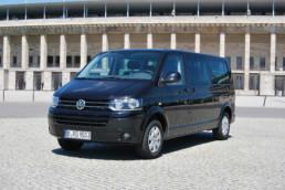 VW Caravelle Front - Bero Berlin