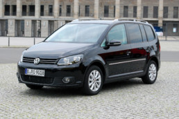 VW Touran Front - Bero Berlin